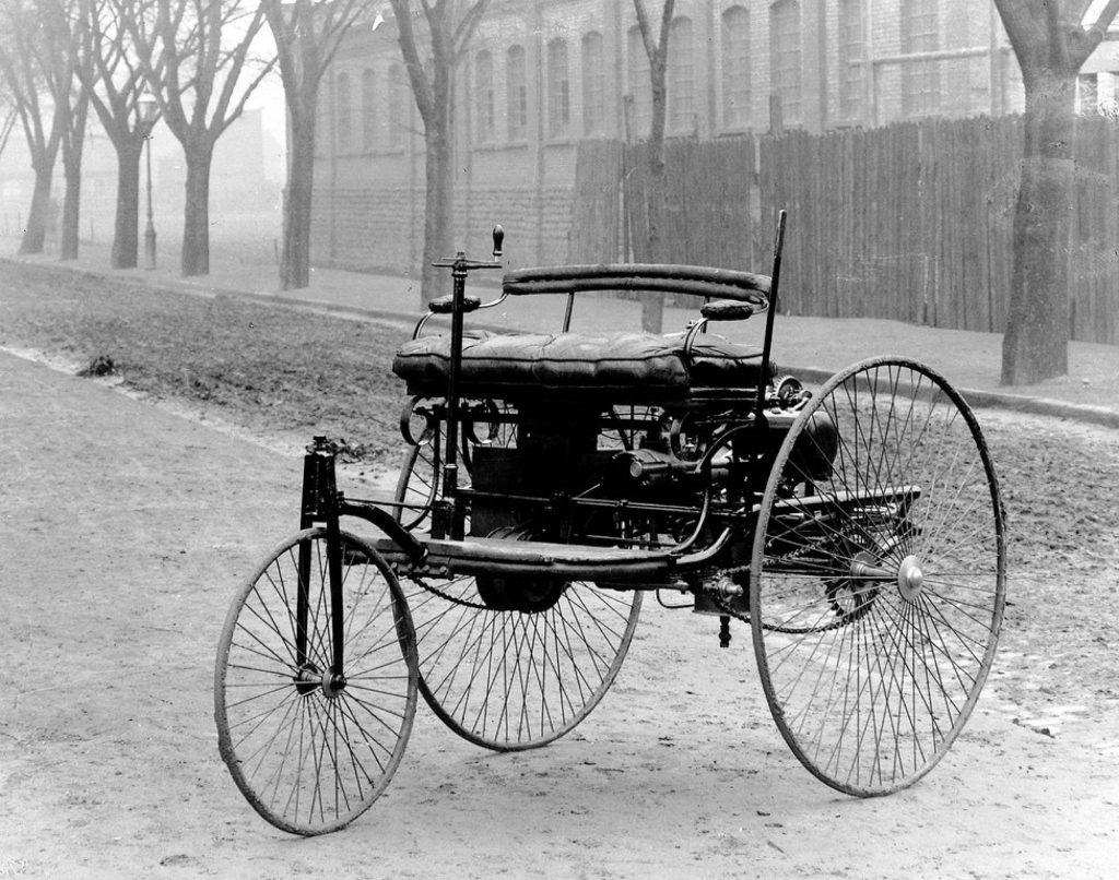 The Benz Motowagen