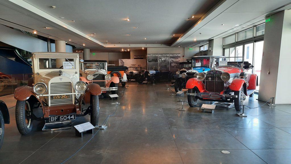 Những mẫu xe được sản xuất trong giai đoạn 1920s