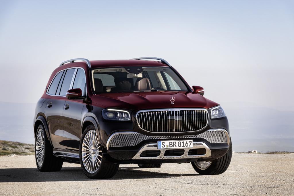 Mercedes-Benz Maybach GLS 2020