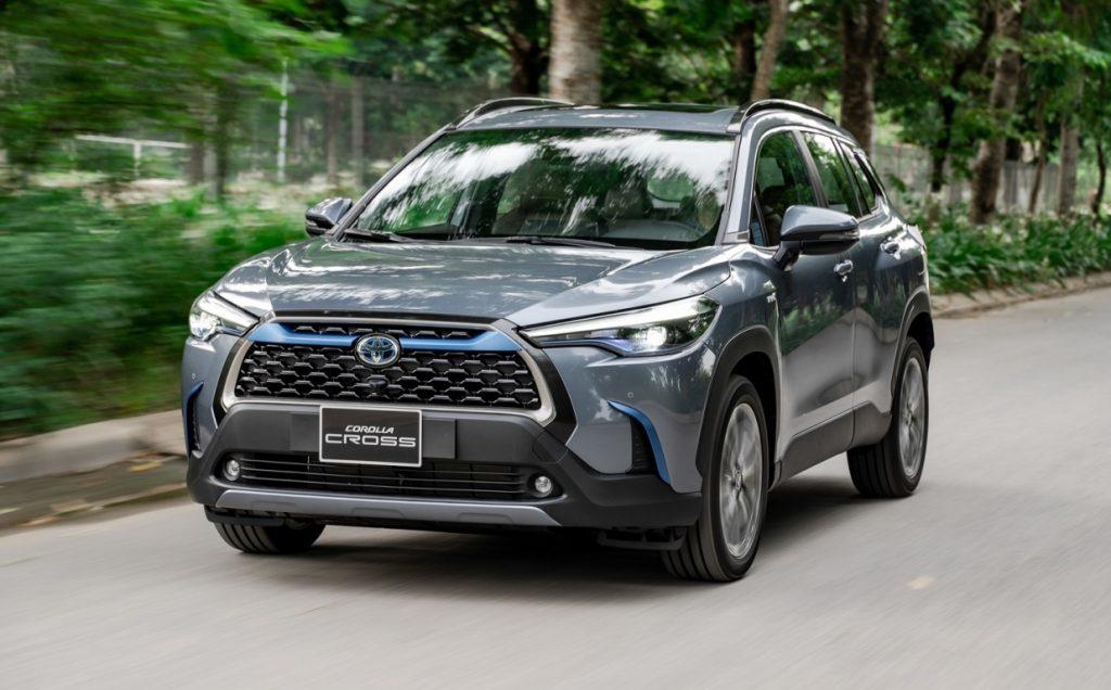 Toyota Corolla Cross - Mẫy xe hybrid hiếm hoi tại thị trường Việt
