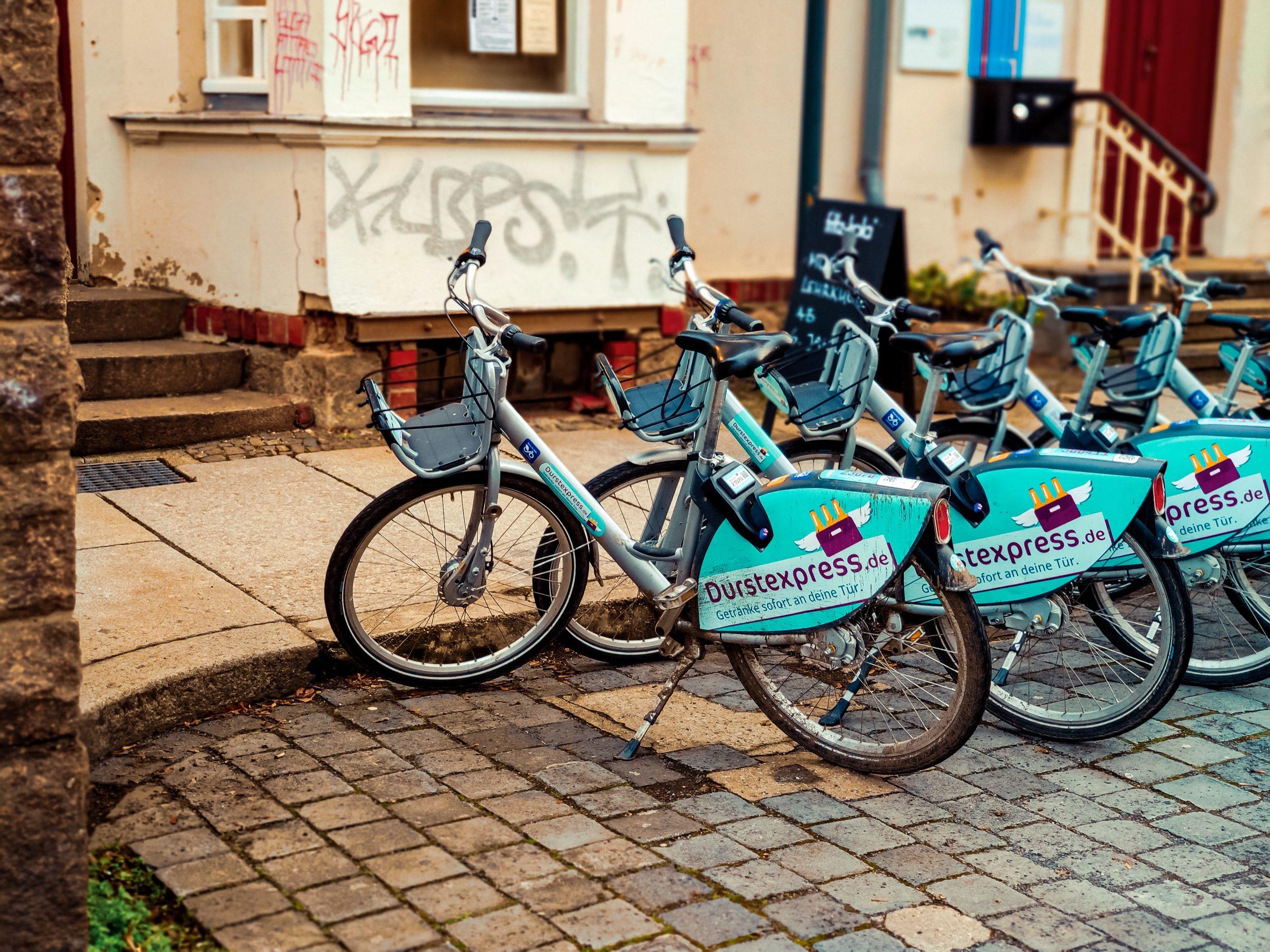 Bike-sharing tại Đức